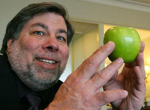 wozniak Wozniak : Microsoft plus innovante quApple