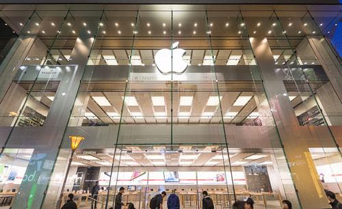 Apple Store Hong Kong 01 Le troisième Apple Store de Hong Kong en photo