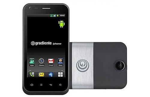 Bresil iphone android Au Brésil, les iPhone sont des Android