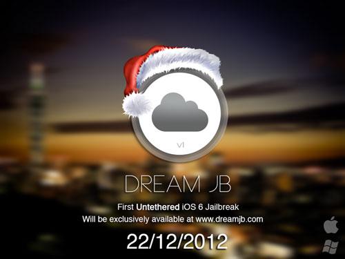 dreamJB Dream JB : un jailbreak avant Noël ? [MàJ]
