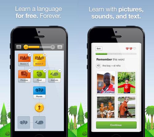 duolingo 01 LApp Gratuite du Jour : Duolingo