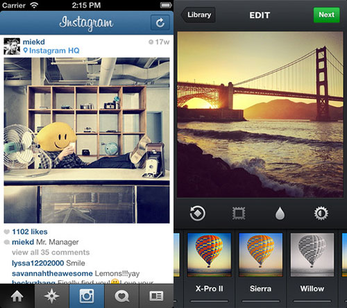instagram 3 4 1 Instagram sinternationalise avec 25 langues de plus !