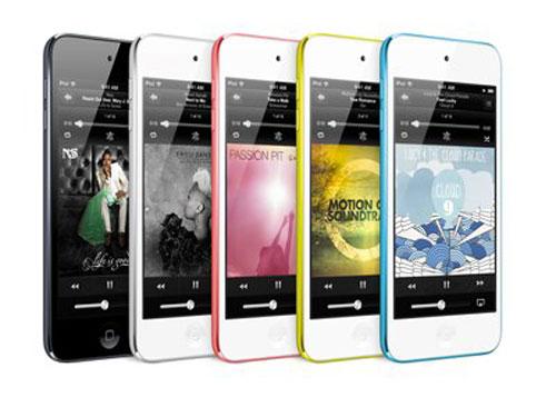 ipod touch Un iPhone 5S en plusieurs couleurs pour juin ?