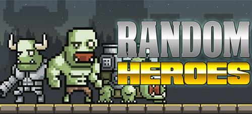 rh LApp gratuite du jour : Random Heroes