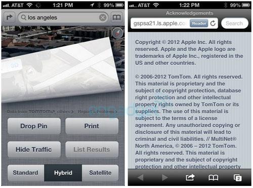 tomtom Et si Apple rachetait TomTom pour améliorer Plans plus rapidement ?