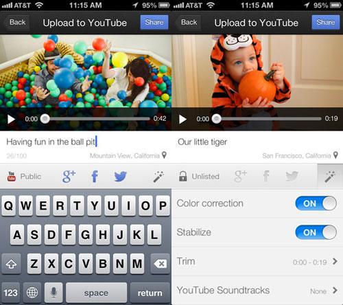 youtubecapture Youtube Capture facilite la mise en ligne de vidéos