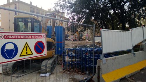 applestore Apple Store : les travaux sur Aix en Provence avancent bien