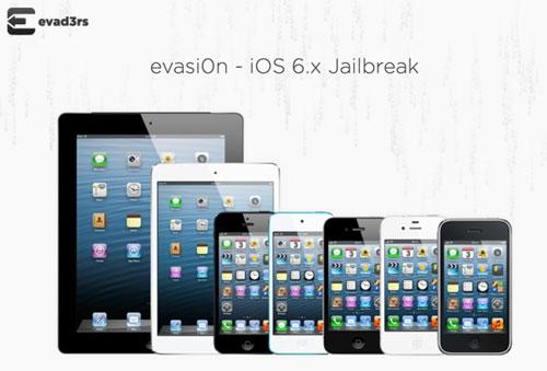 evasi0n jailbreak update Jailbreak Untethered iOS 6.x : evasi0n est enfin disponible