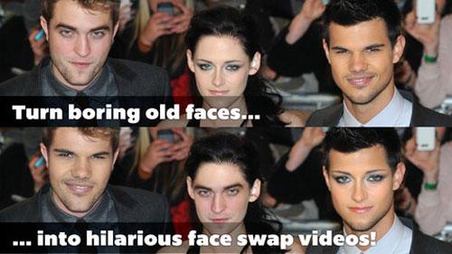 faces Lapp gratuite du jour : Faces With Friends   Video Face Swapper