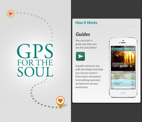 gpsforthesould LApp Gratuite du jour : GPS for the soul