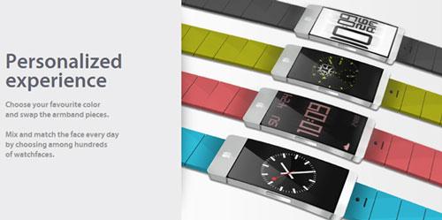 iWatch concept 5 La iWatch sera bien plus quun assistant pour iPhone