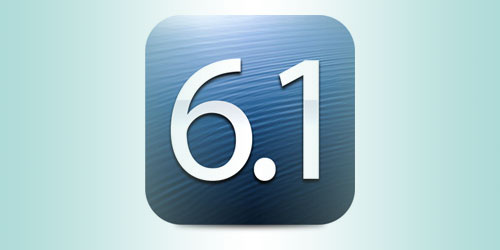 ios 6.1 [TUTO] Jailbreak tethered iOS 6.1 avec Redsn0w