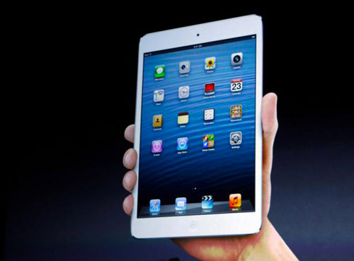 ipas mini 2 ipad 5 Un iPad mini 2 et un iPad 5 au premier semestre
