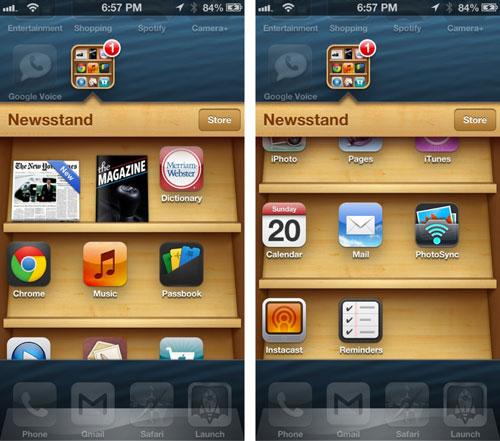 kiosque Mettre des apps dans Kiosque sans jailbreak, cest possible !