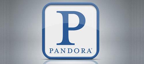 pandora Pandora : 13 milliards dheures découte en 2012