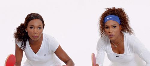 pub iphone 5 williams Venus et Serena Williams dans une pub iPhone 5