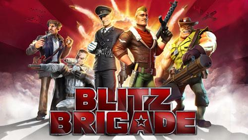 Blitz Brigade LApp Gratuite du Jour : Blitz Brigade
