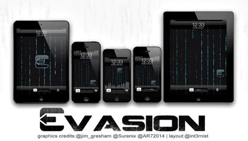 EvasionHeader Jailbreak : iOS 6.1.3 bouche les failles devasi0n