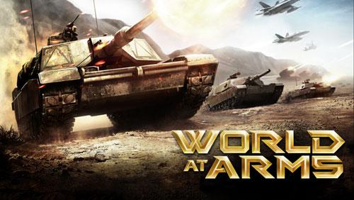 World at Arms 01 LApp Gratuite du Jour : World at Arms