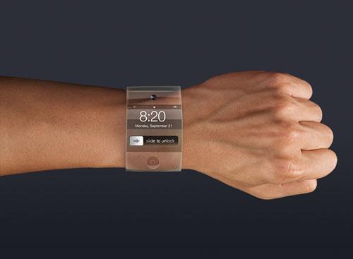 apple iwatch brevet La iWatch sera bien plus quun assistant pour iPhone