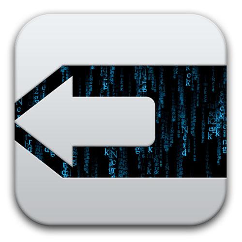 evasion logo icon jailbreak [TUTO] evasi0n : Jailbreak Untethered iOS 6.x pour iPhone 5 et plus