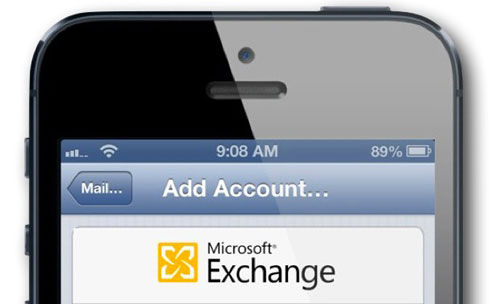 exchange iOS 6.1 : Apple travaille sur le bogue Exchange