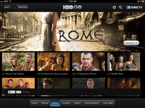 hbo go apple tv HBO bientôt sur Apple TV