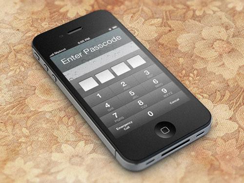 ios1 iOS 6.1 : Un bogue pour outrepasser le code de verrouillage