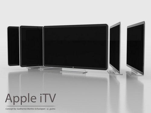 itv concept Apple travaillerait sur un téléviseur Ultra HD
