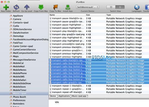 radio iOS 6.1 : des indices concernant le service de radio internet