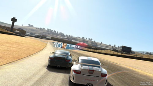 realracing Real Racing 3 sera disponible le 28 Février