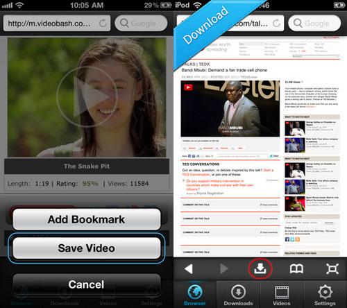 videodownload LApp Gratuite du Jour : Video Download