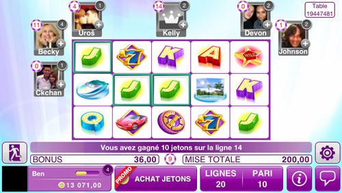 Slots Wheel Deal 01 LApp Gratuite du Jour : Slots Wheel Deal