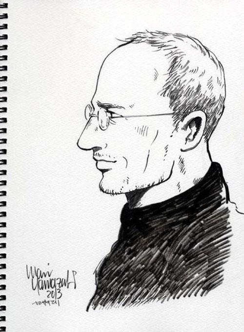 Steve Jobs Manga La biographie de Steve Jobs en Manga