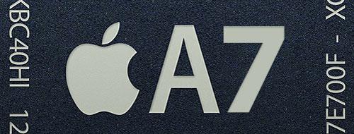 a7 Apple se séparerait définitivement de Samsung pour sa puce A7