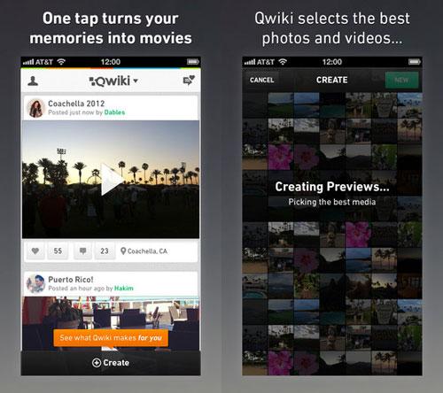 qwiki LApp Gratuite du jour : Qwiki