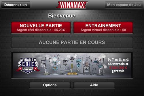 winamax 4 Gagnez de largent réel avec Winamax sur iPhone