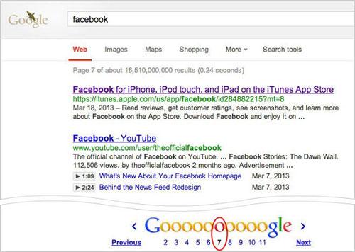Google FaceBook iTunesApp Rank Les URL iTunes sont déclassées par Google