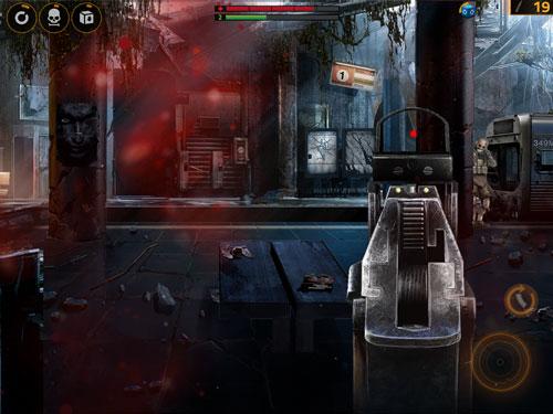 Overkill 2 02 Tirez sur tout ce qui bouge dans Overkill 2