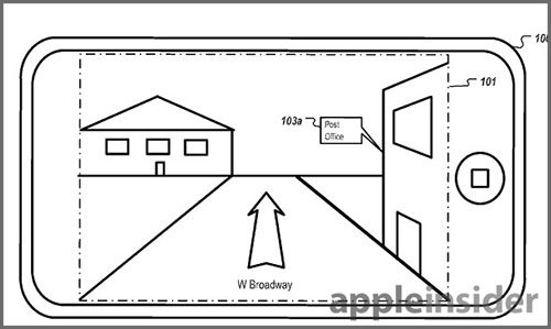 brevet Apple veut son propre Street View