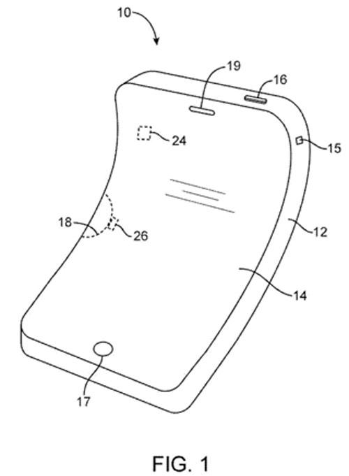 brevets Apple à la recherche dun ingénieur spécialisé dans les écrans flexibles