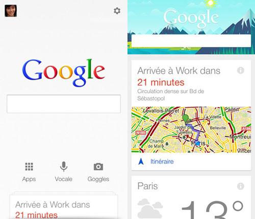 google now Cydia : StartToNow ouvre rapidement Google Now