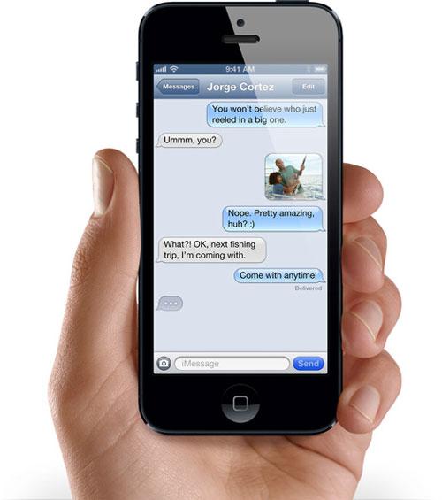 imessage La police américaine se plaint de ne pas pouvoir intercepter les iMessage