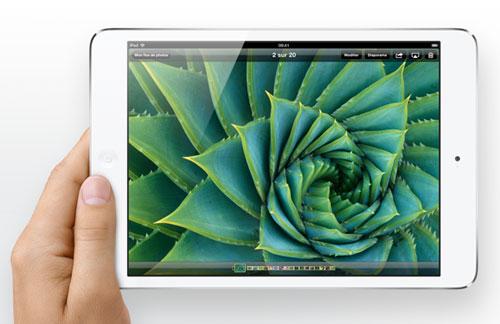ipad mini Un iPad mini low cost et liPad mini Retina en automne
