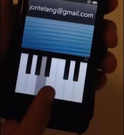 piano Cydia : un tweak pour déverrouiller son appareil en jouant du piano