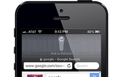 pullall Cydia : PullAll ajoute tirer pour rafraichir sur toutes les pages web