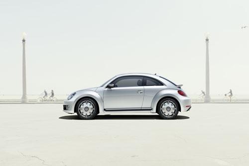 volkswagen ibeetle 3 iBeetle : Volkswagen intègre liPhone dans la new Beetle