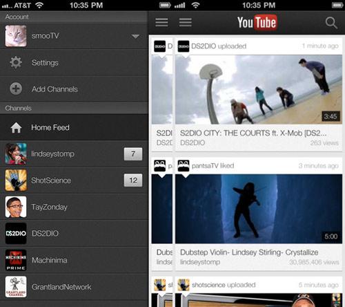 youtube Les mises à jour Cydia de la semaine 39