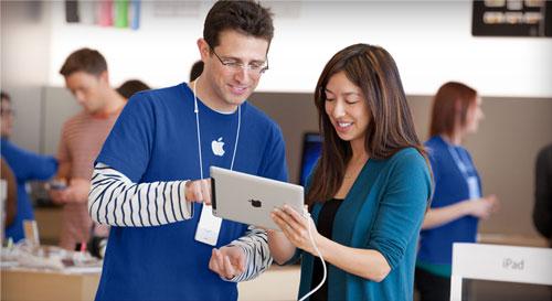 apple store fr Les Apple Store seront davantage pédagogiques