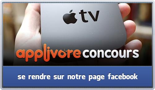 appletv concours [FIN] CONCOURS Apple TV ★